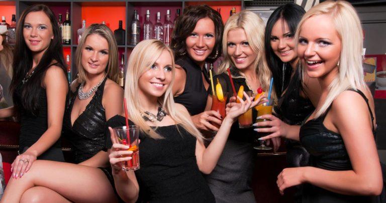 Quante ragazze lavorano in un night club