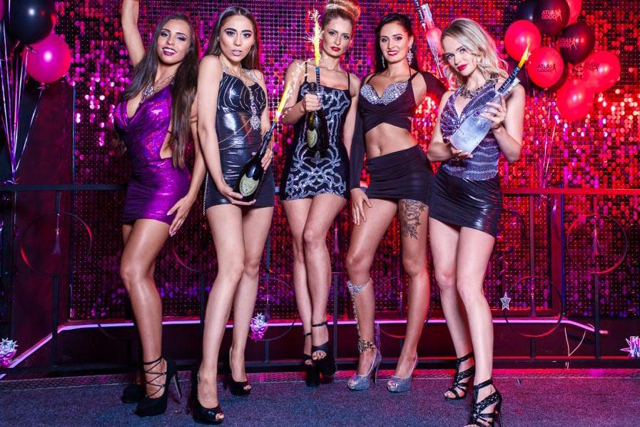 hostess night club