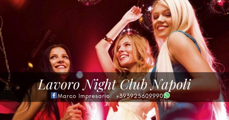 lavoro night club napoli