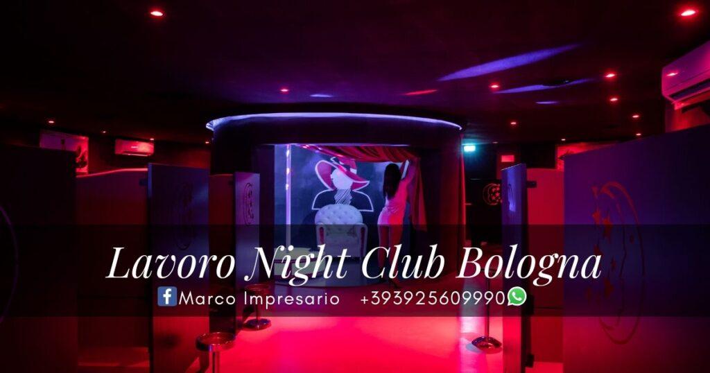 Lavoro Night Club Bologna