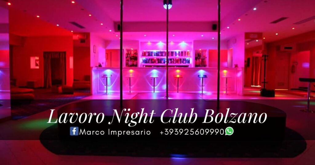 Lavoro Night Club Bolzano