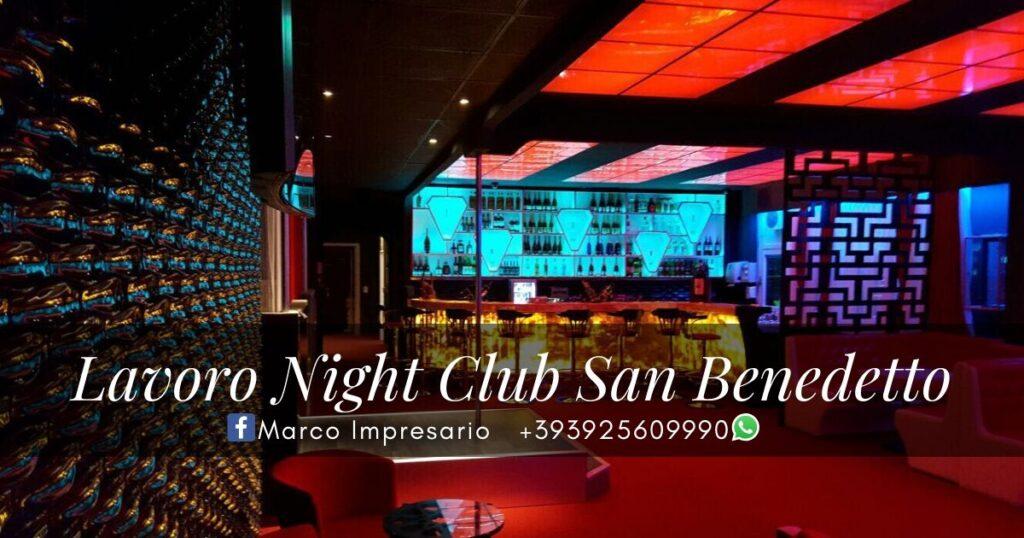 Lavoro Night Club San Benedetto Del Tronto