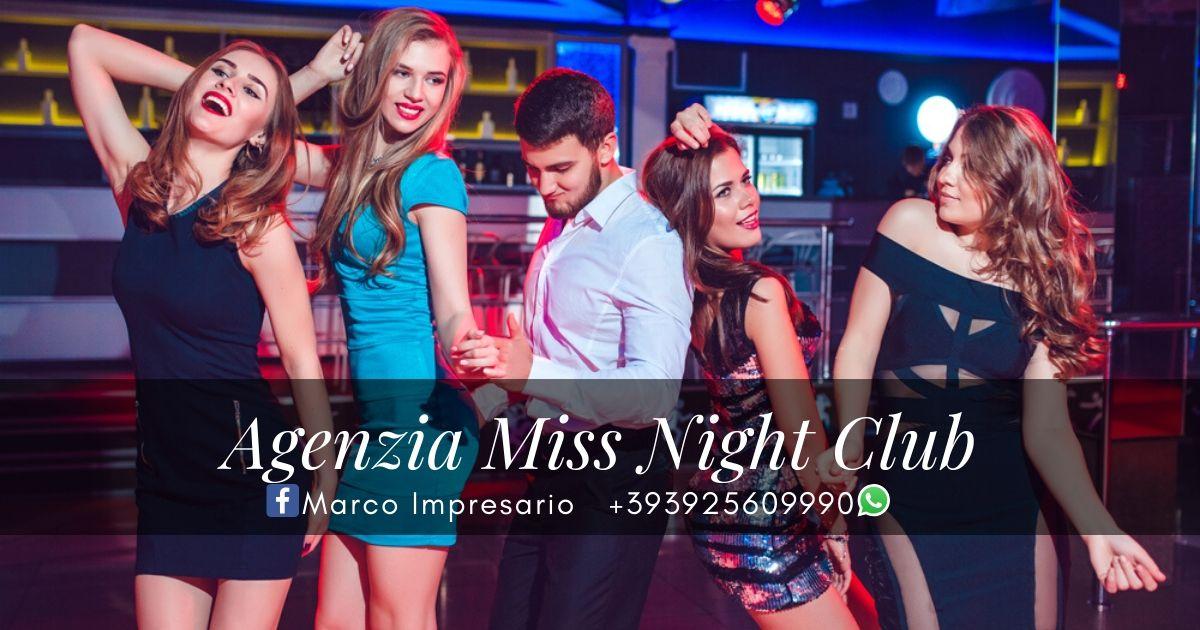 lavoro night club regione abruzzo e provincia