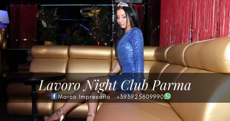 Lavoro Night Club Parma