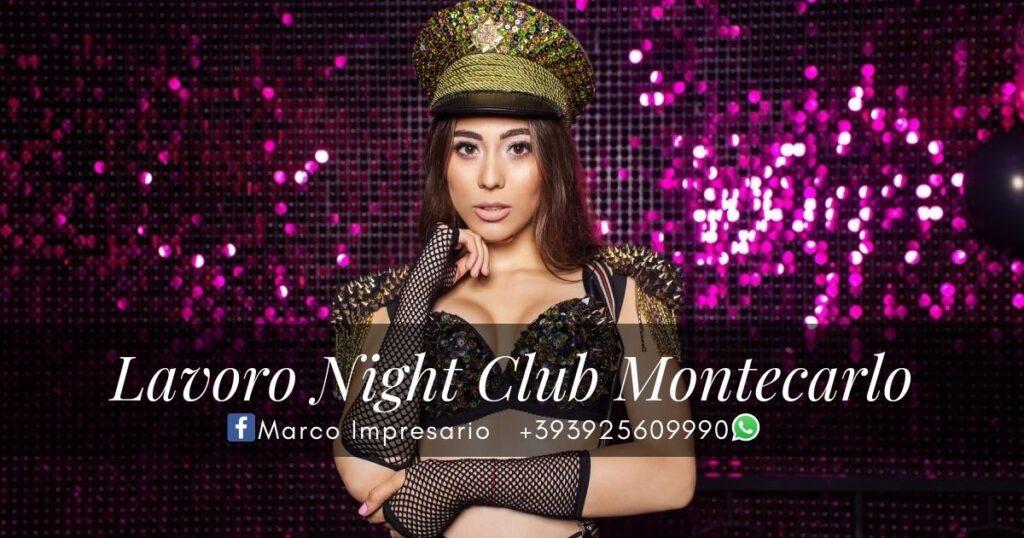 Lavoro Night Club Montecarlo