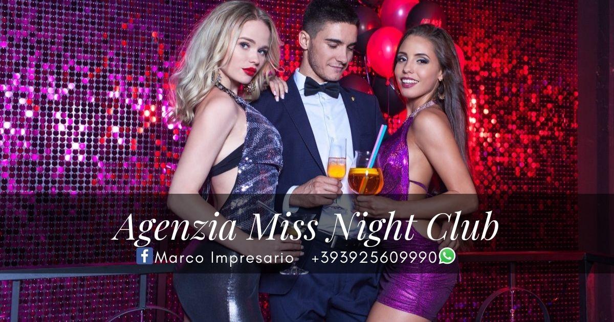 lavoro night club Lugano Svizzera