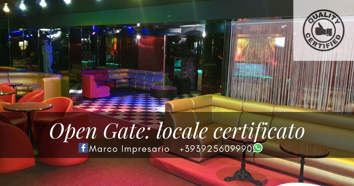 night club locali notturni certificati