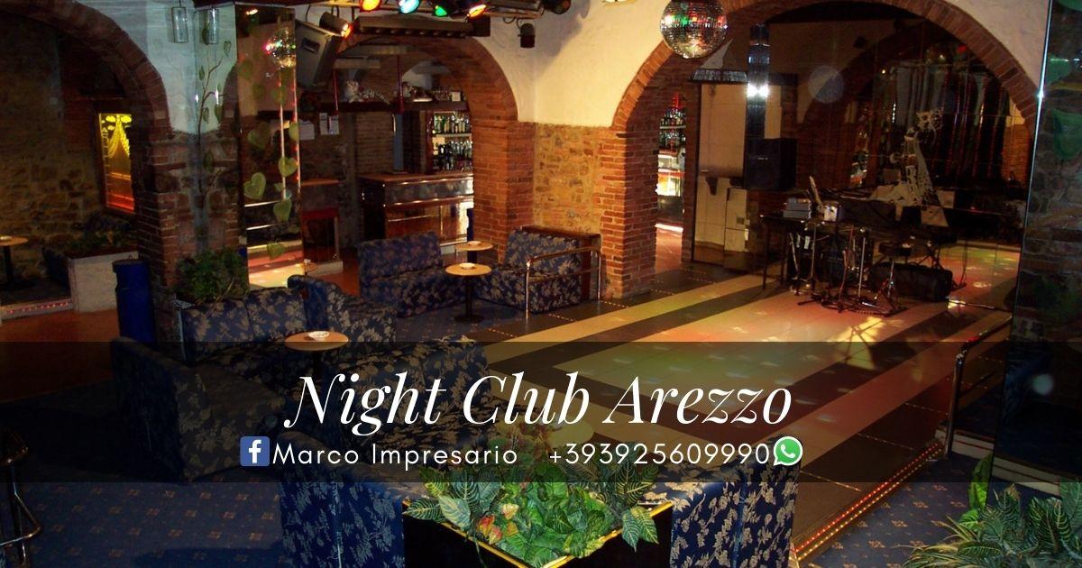 night club Arezzo Lady Godiva Poison