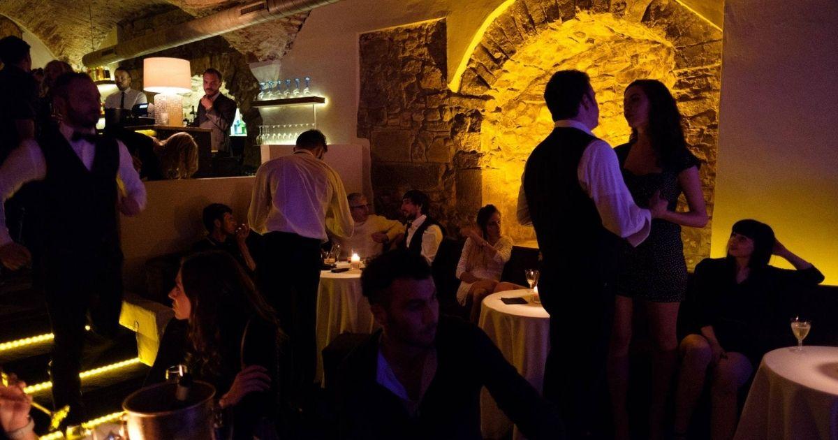 Chez Moi Night Club Firenze Pianobar