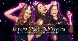 Lavoro Night Club Verona