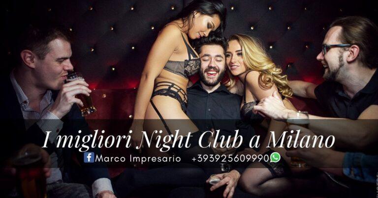 i migliori Night Club Milano