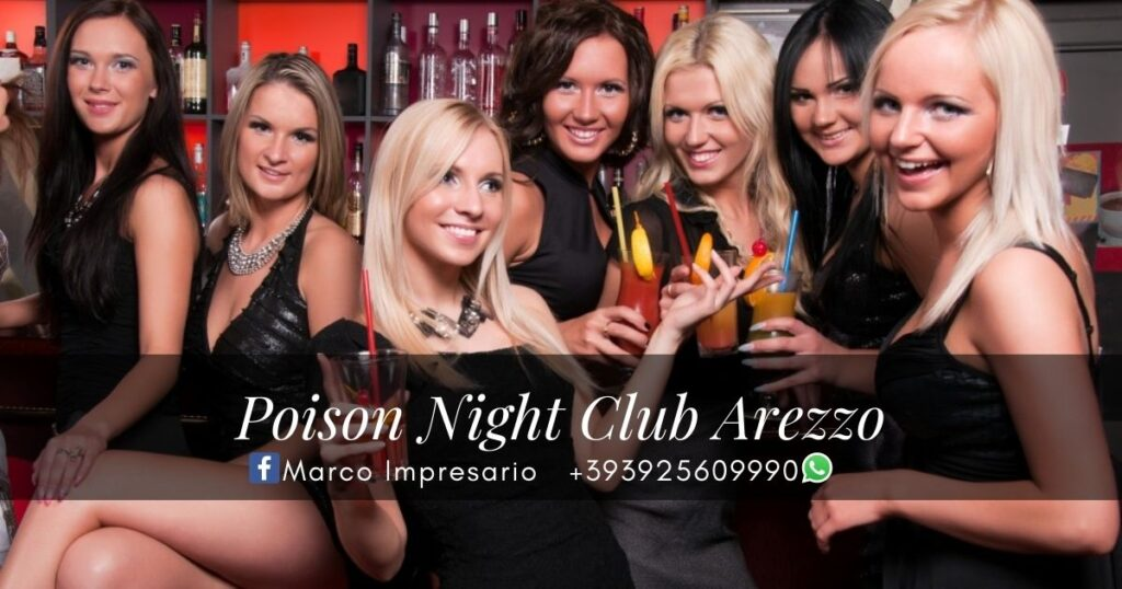 Poison Night Club Arezzo