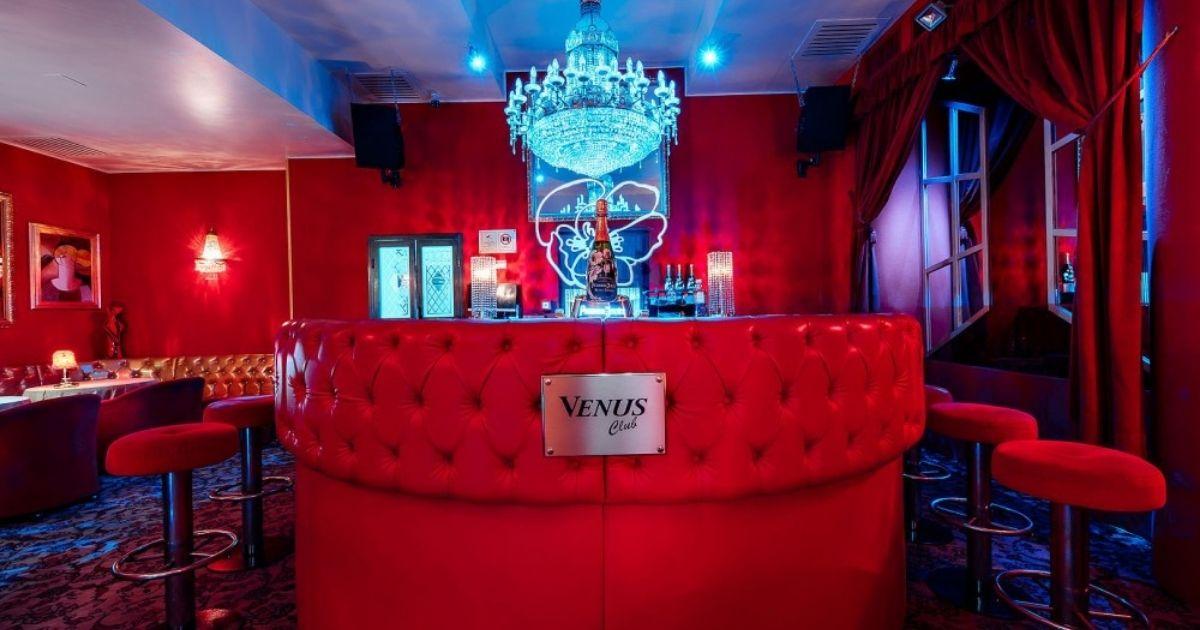 Venus night club milano