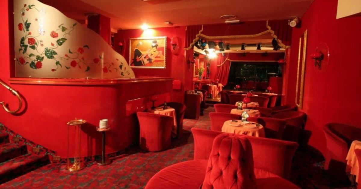 William's le roi Night Club Milano