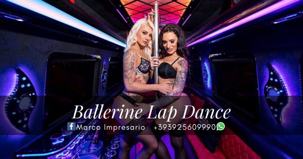 ballerine lap dance