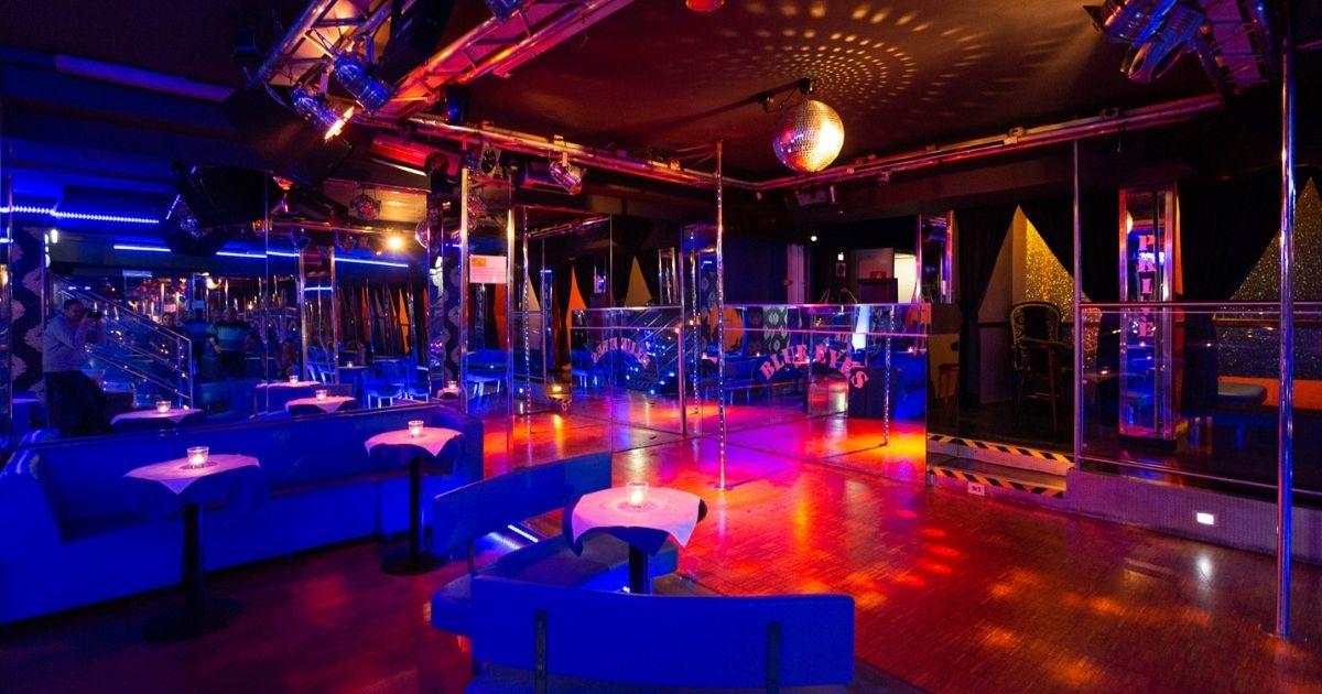 Blue Eyes Lap Dance Milano