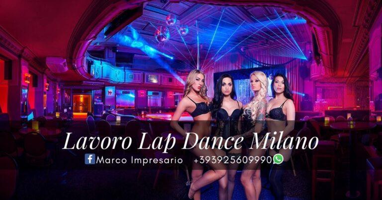 Lap Dance Milano