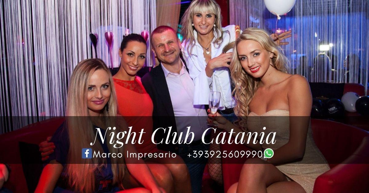 Night Club Catania e provincia Acireale