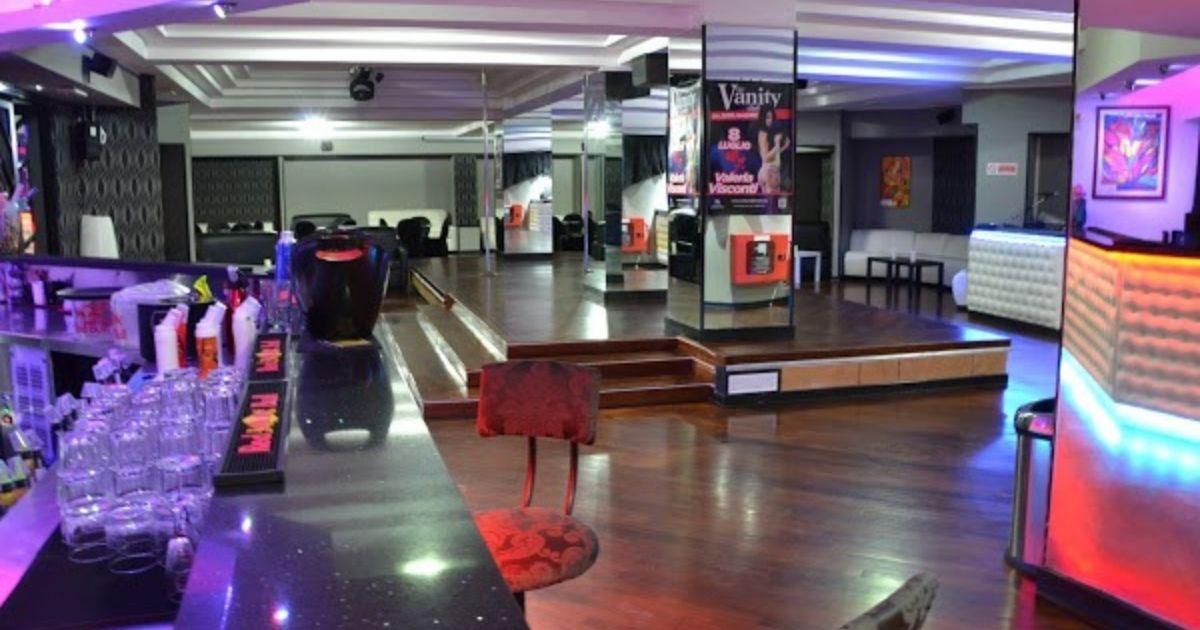 Vanity Night Club Palermo