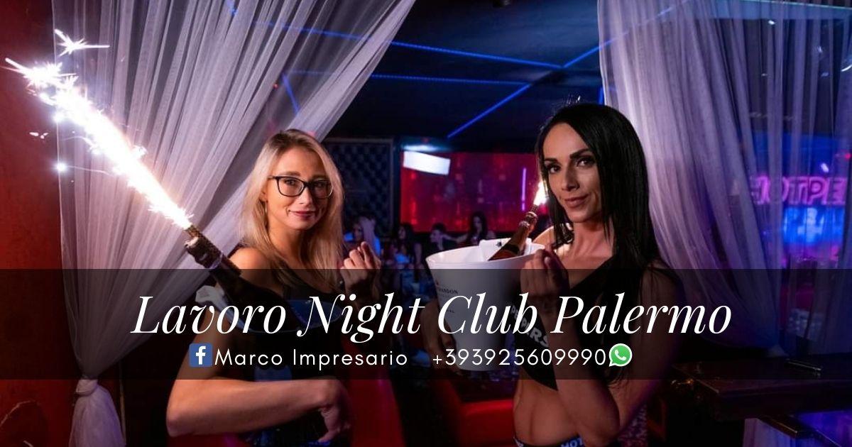 Night Club a Palermo centro