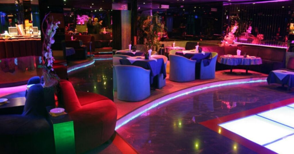 night club torino