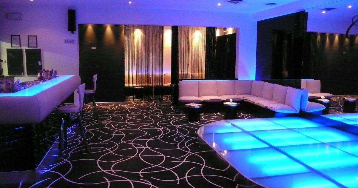 night club Modena Crystal