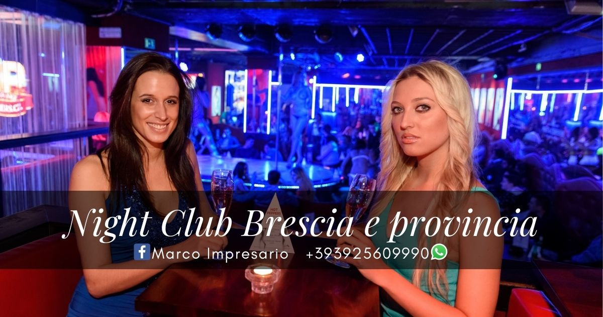 Night Club Brescia e provincia