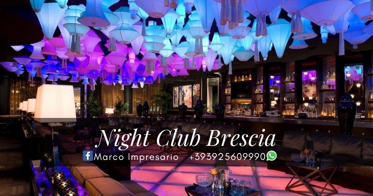 Night Club a Brescia
